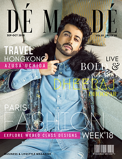 PG. NO. 1-4 DÉ MODÉ SEP-OCT 2018 EDITION