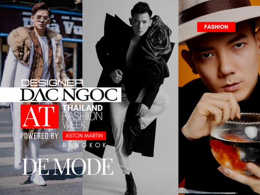 Designer DAC NGOC To Be The Harbinger Of Vietnamese Kid's Fashion At THAILAND FASHION WEEK