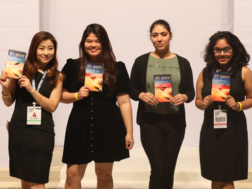 3 Books That Were Launched At International Book Launch Event Organized By DE MODE In Bangkok, TH
