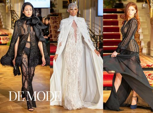 39 Best Designs Spotted At Fashion Week Studio Show in Ritz, Paris