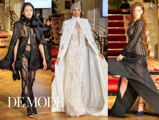 39 Best Designs Spotted At Fashion Week Studio Show in Ritz, Paris