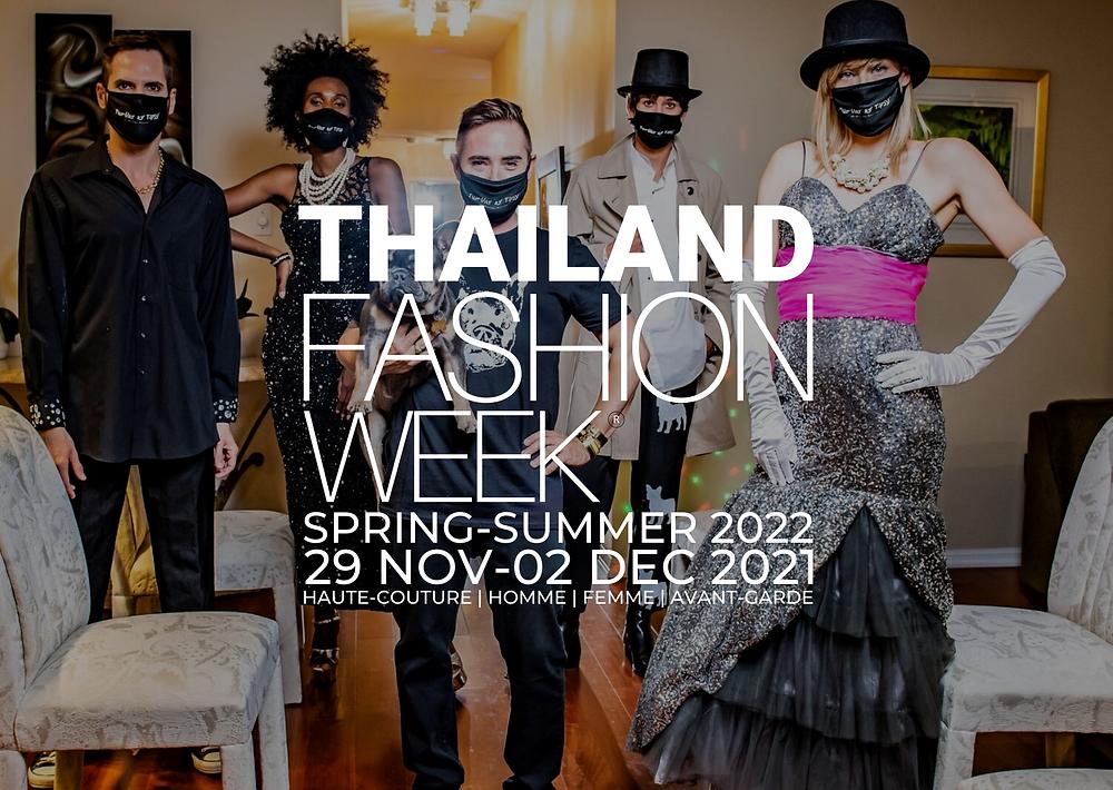 MICHAEL KULUVA SS21 COLLECTION AT THAILAND FASHION WEEK