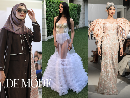 Exclusive: 33 Best Outfits Spotted At Thailand Fashion Week SS20 in Bangkok