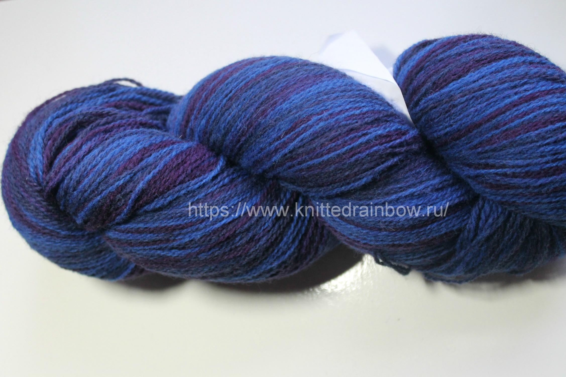 Artistic BLUE-LILA