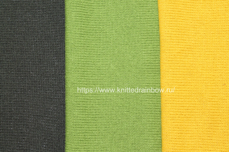 Однотонные компаньоны к Yellow-green