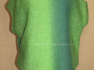 Туника цвета Green