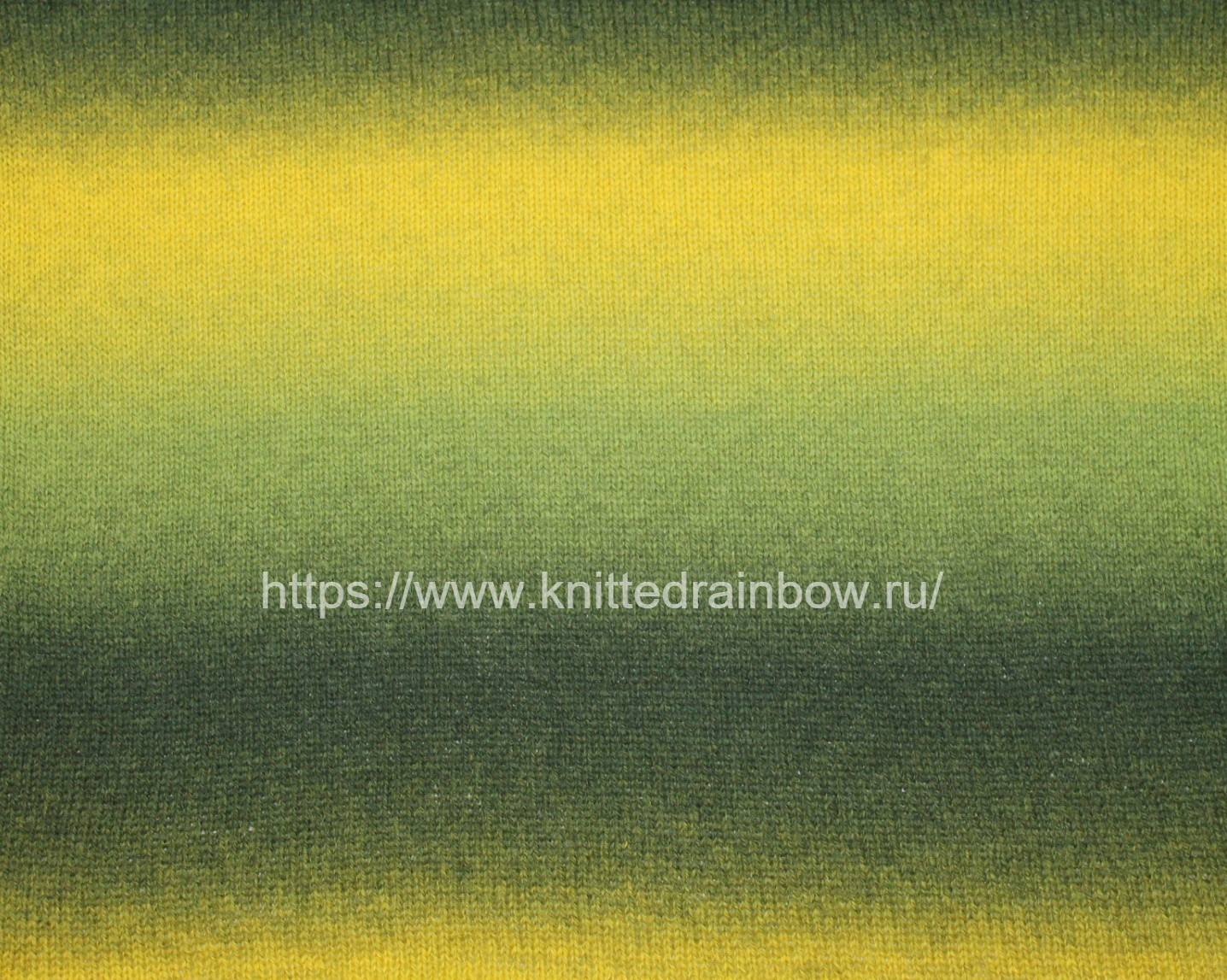 Водн знак сайт Yellow-green в полотне