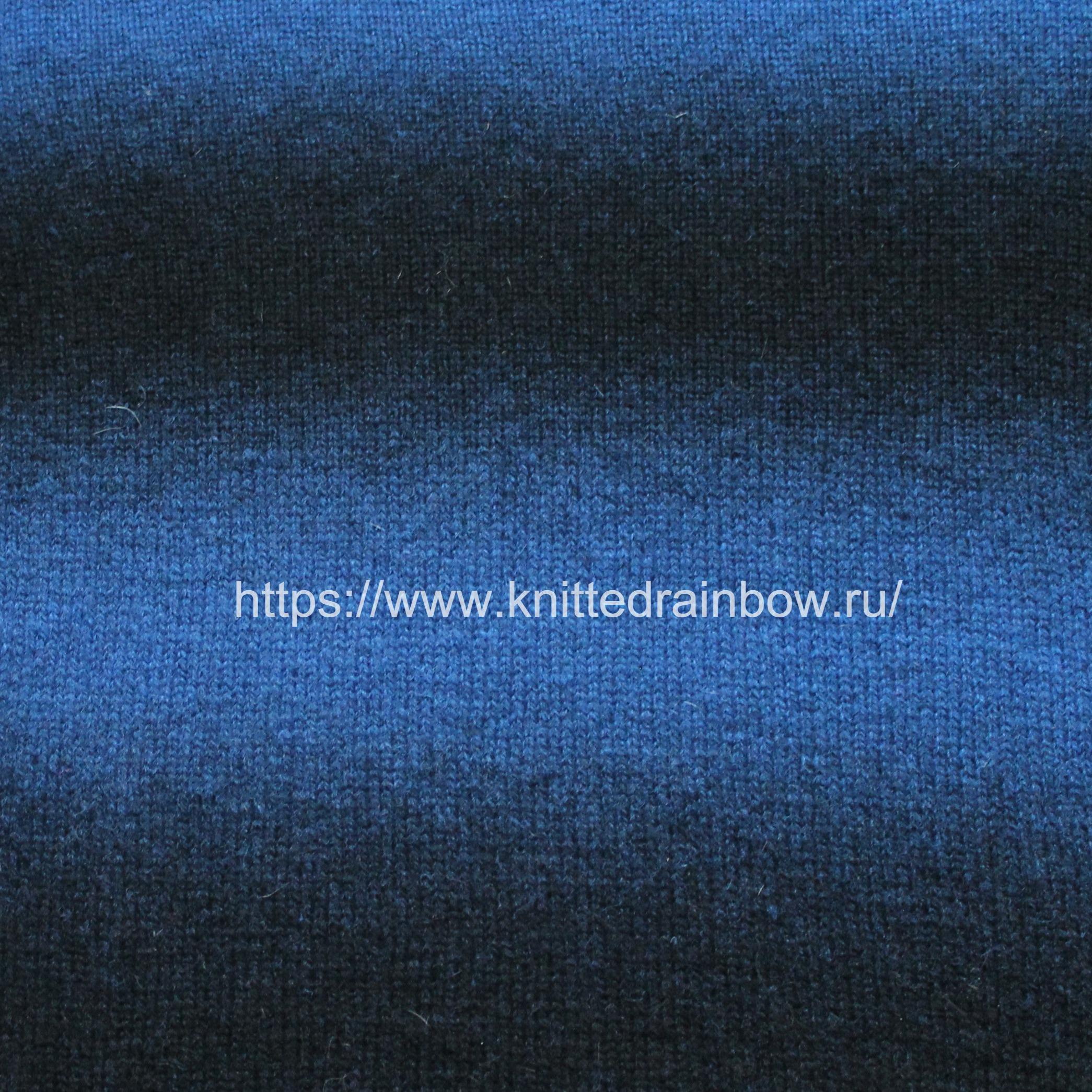 Artistic BLACK-BLUE