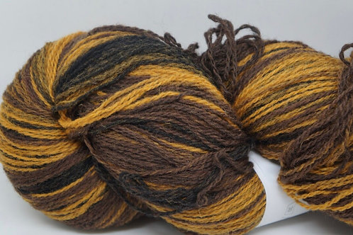 Aade Long Brown Black