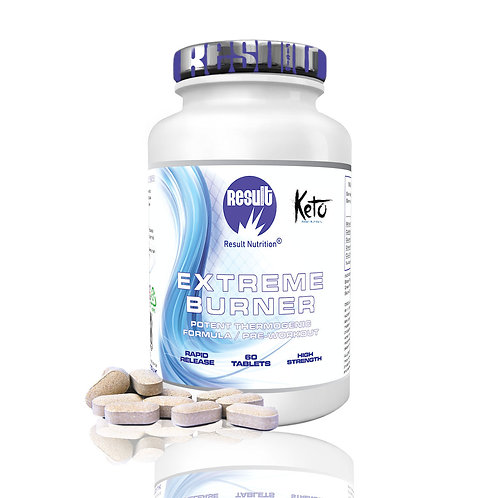 KETO Extreme Burner - Weight Management - £1 to £14.99