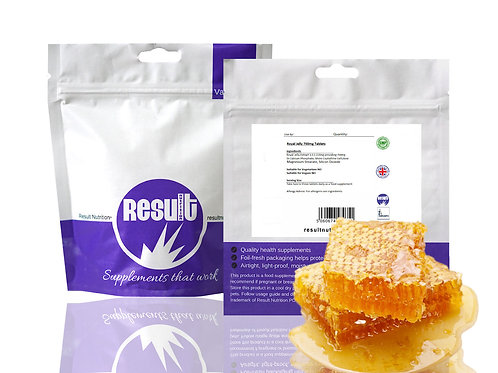 Royal Jelly 750mg 3:5:1 Tablets - £1 to £8.99
