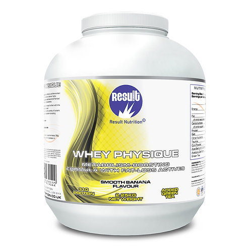 Whey Physique - Banana - £1 to £39.99