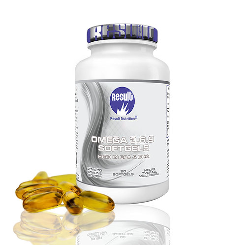 Omega 3.6.9 Softgels - £1 to £8.99
