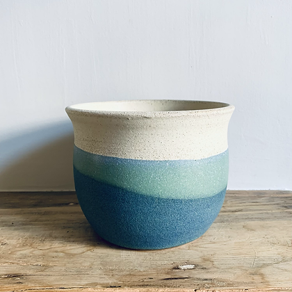 Stoneware Pot No.83 (To Fit 12cm)