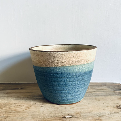 Stoneware Pot No. 79 (To Fit 12cm)