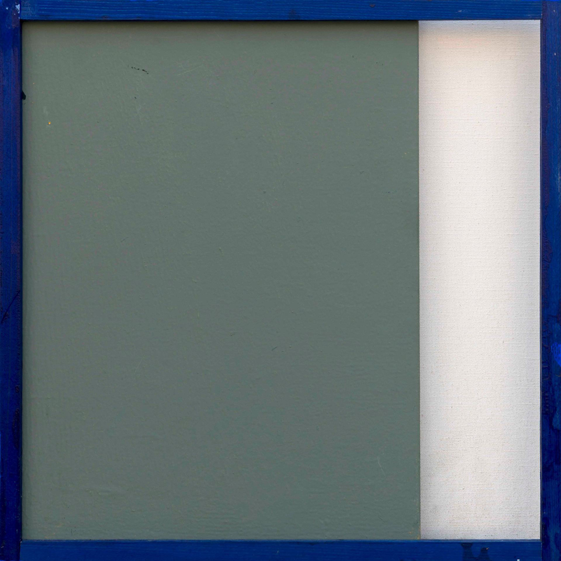 'Inn Series' Wall paint and Blue painted
