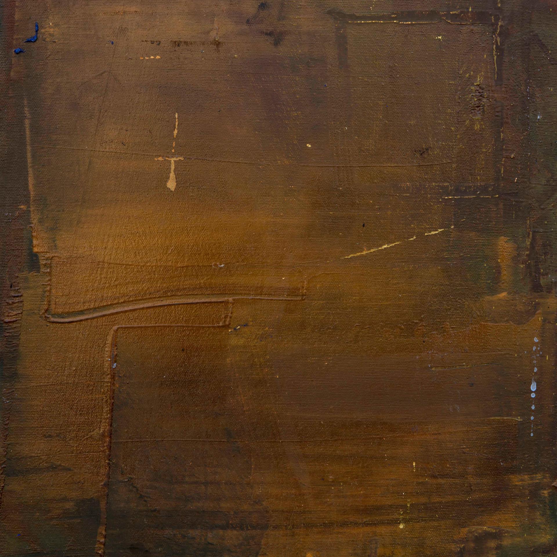 'Line Series' Oil on canvas, 35x30 cm