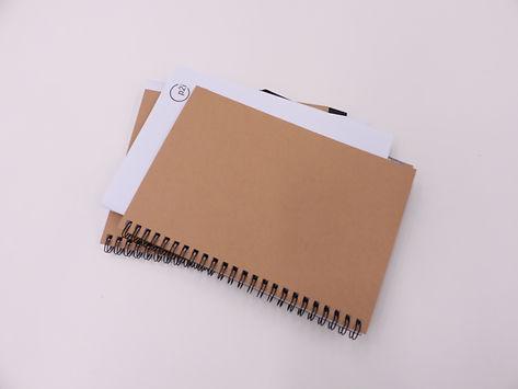 Photograph of some Postdocs to Innovators (p2i) course materials