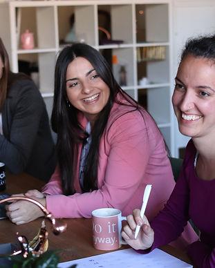 Women working [from Unsplash]