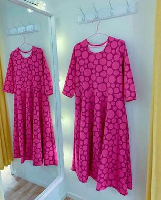 Feel Good Pink dress
