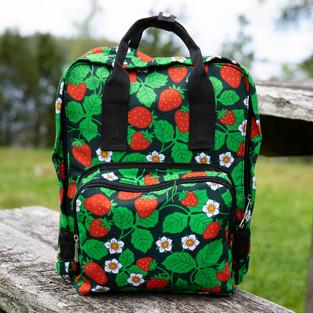 Selmas jordgubbar bag