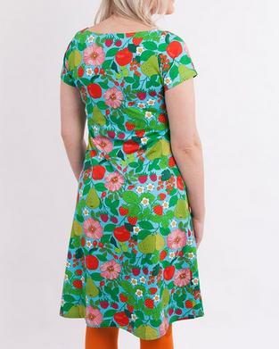 Selmas trädgård dress