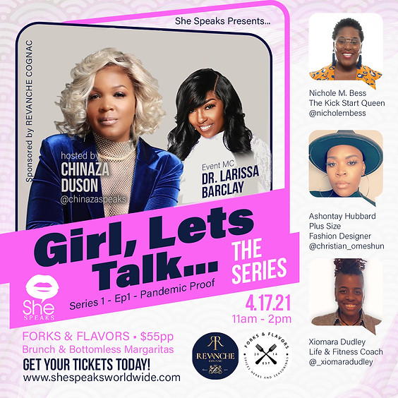 Girl, Let's Talk... The Series