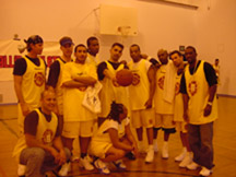 Big Ballin Athletics basketball team