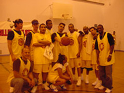 Big Ballin Athletics basketball team