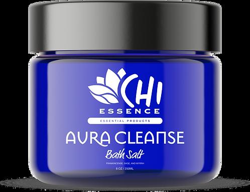Aura Cleanse Bath Salt 8oz