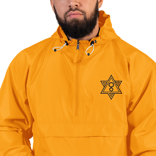 STA Embroidered Champion Packable Jacket