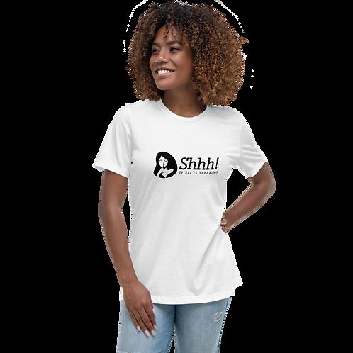 Spirit's Speaking Women's Relaxed T-Shirt
