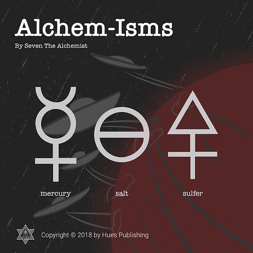 Alchem-Isms Vol. 1 E-Book