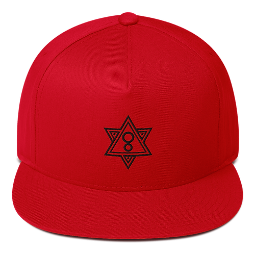 STA Logo Flat Bill Cap