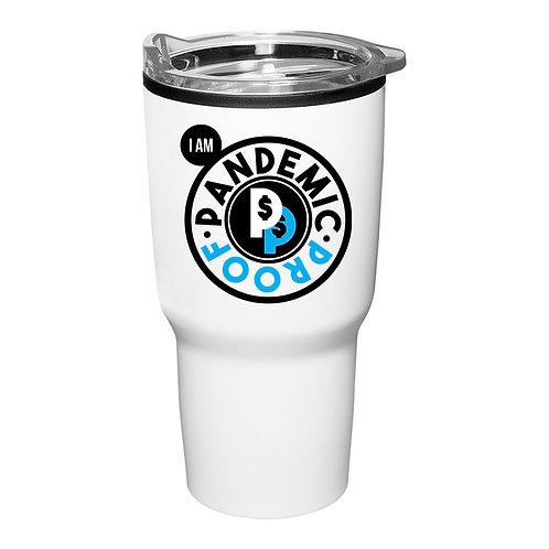 Pandemic Mug Blue