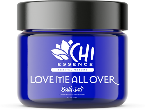 Love Me All Over Bath Salt 8oz