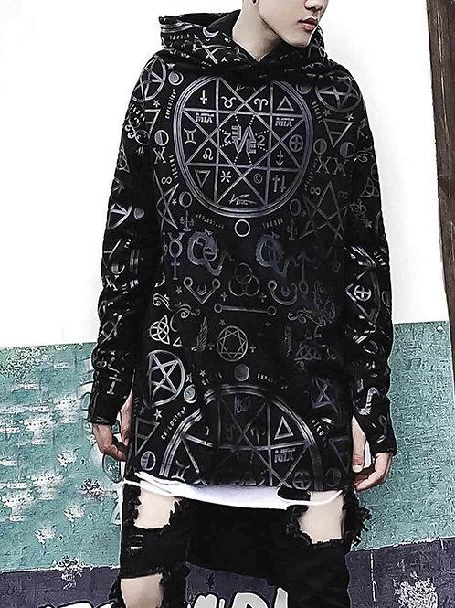 Alchemist Cloak Hoodie