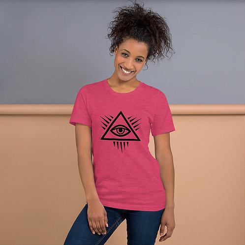 All Seeing Short-Sleeve Unisex T-Shirt