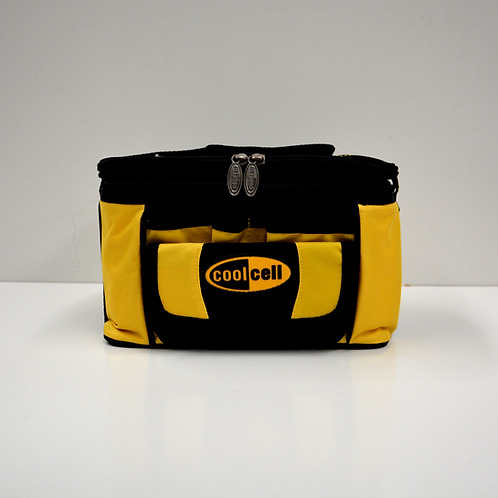 Expandable 6-9 Can Tradie Lunch Box Cooler Bag
