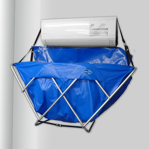 HydroBag hanging from A/C