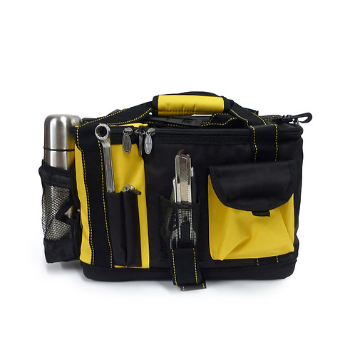 Large Tradie 10 Can Lunch Box Cooler Bag