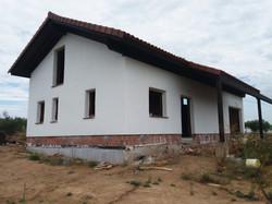 Casa de paja en Oyón