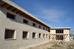Casa de paja en Murcia