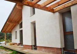 Casa de paja en Mataelpino