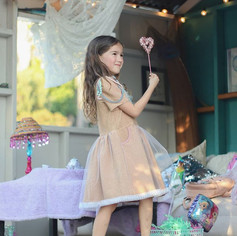 To be a princess in the land of make-bel