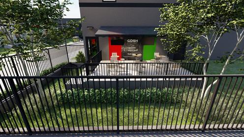 GDSH Academy - Conscious Cafe + Bookstore + Sports Bar + (Exterior View No. 6).jpg