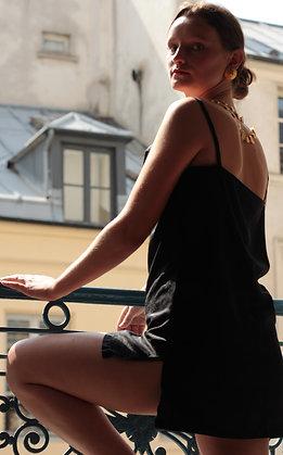 Robe Caroline Noir