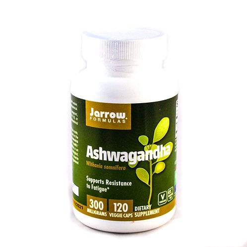 Ashwagandha 300mg 120 Vcaps by Jarrow Formulas