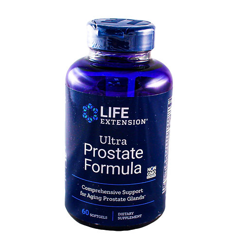 Ultra Prostate Formula 60 softgels by Life Extension