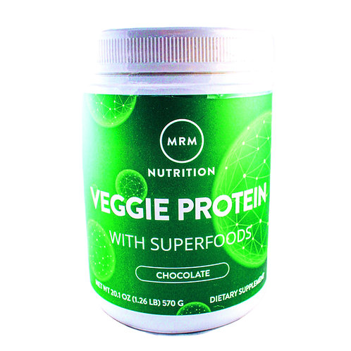 Veggie Protein with Superfoods Chocolate 1lbs